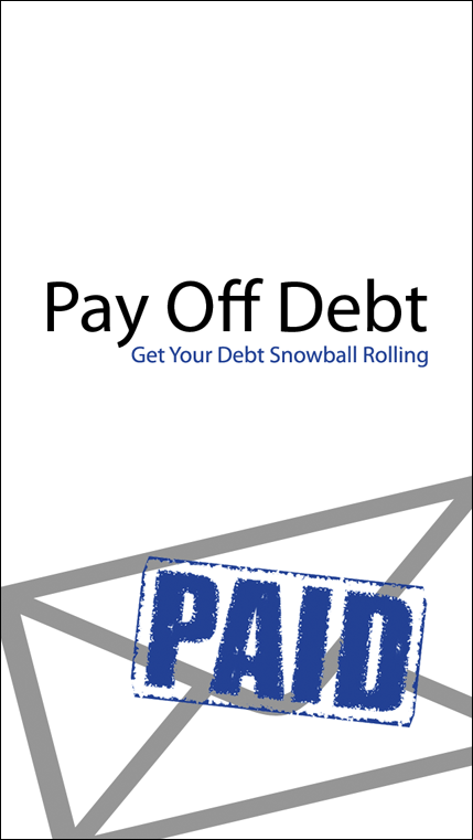 Pay Off Debt app splash screen