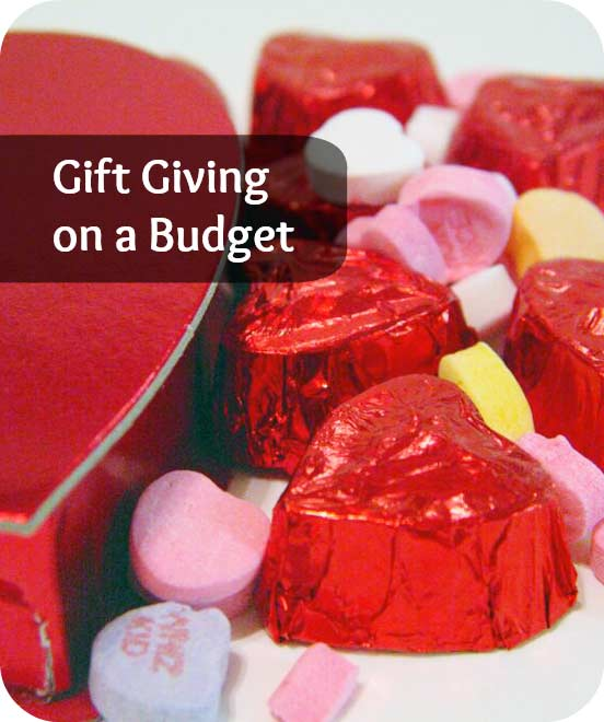 How to give gifts on a budget