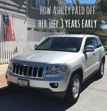No Car Note How Ashley Paid Off Her Car Loan In Less Than 2 Years