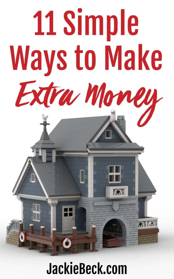 11 Ways to Make Extra Money