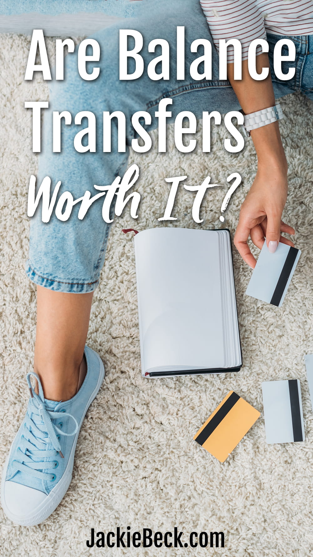 Are balance transfers worthwhile when paying off debts? So you know.