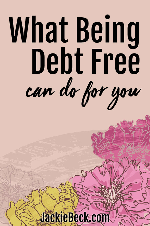 What could you do with 13 to 18 times more money? That's what being debt free can do for you. Worth checking out.