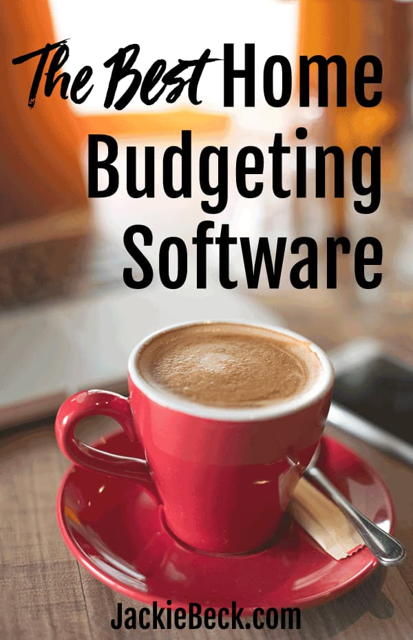 The best home budgeting software
