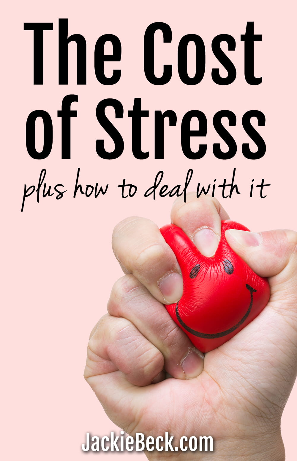 The cost of stress, plus how to deal with it