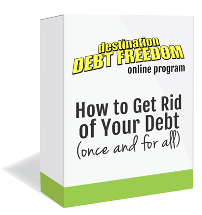 Join the Destination Debt Freedom program