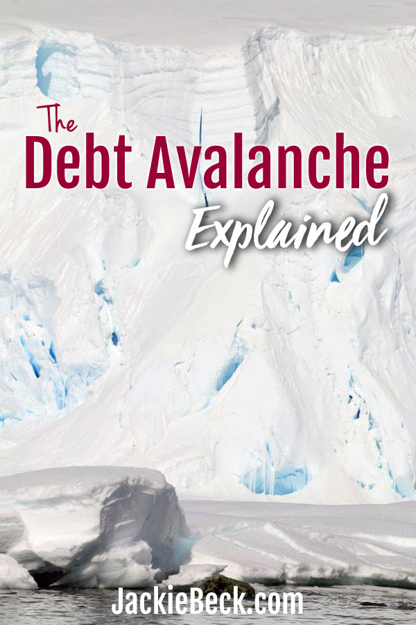 Wondering what the debt avalanche method is and how it works? It's all explained here.