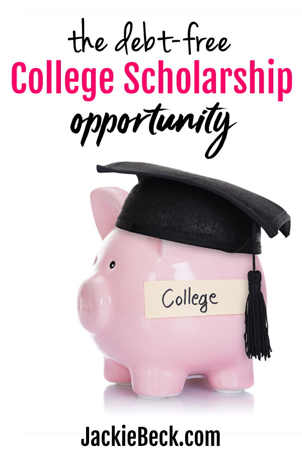 Looking for a college scholarship? Don't forget to apply for the little ones too!