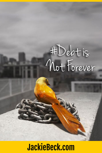 More people need to know that you CAN break free of debt. Spread the word that #DebtisNotForever