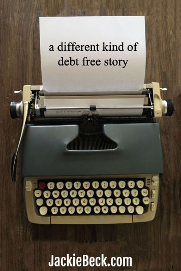 Some debt stories are SO inspiring. But they can be hard to relate to. If you've ever had that experience, then this debt free story is for you.