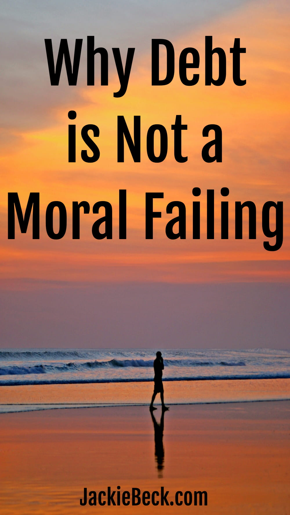 Why debt is not a moral failing