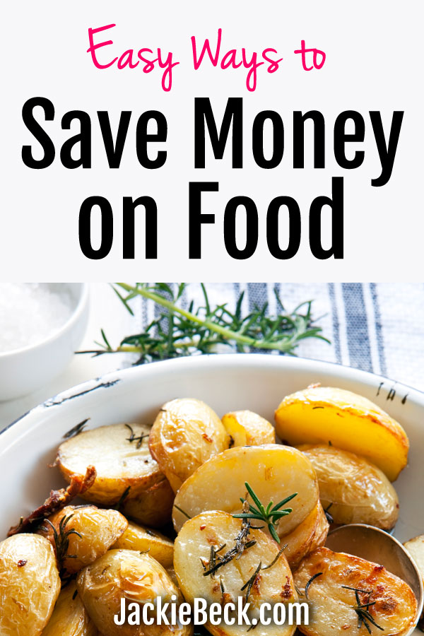 Great ways to save money on food and groceries!