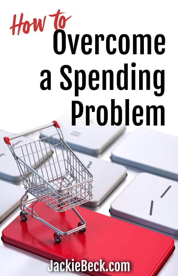 How to overcome a spending problem