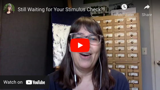 Still waiting for your stimulus check?