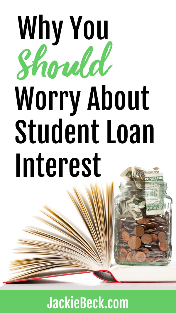 Think your student loan interest rate is so low that it's not even worth worrying about? Think again
