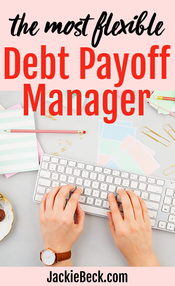 The most flexible debt payoff manager
